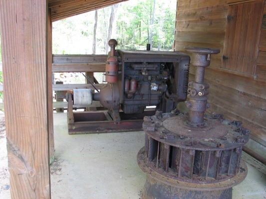 rusty turbine!