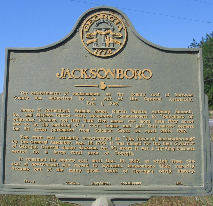 Long Lost Jacksonboro