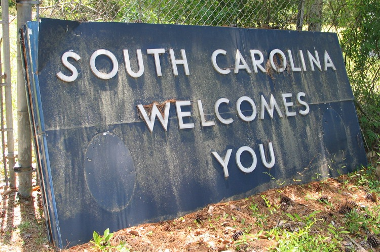 South Carolina welcomes you even less than it did 3 years ago